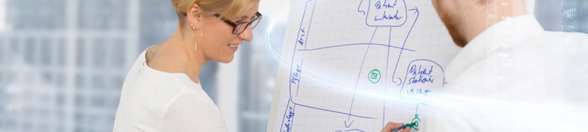 Digitalisierung von Prozessen &<br />Business Process Management